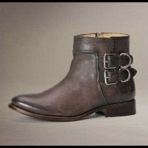 Frye Mollie D Ring Boot